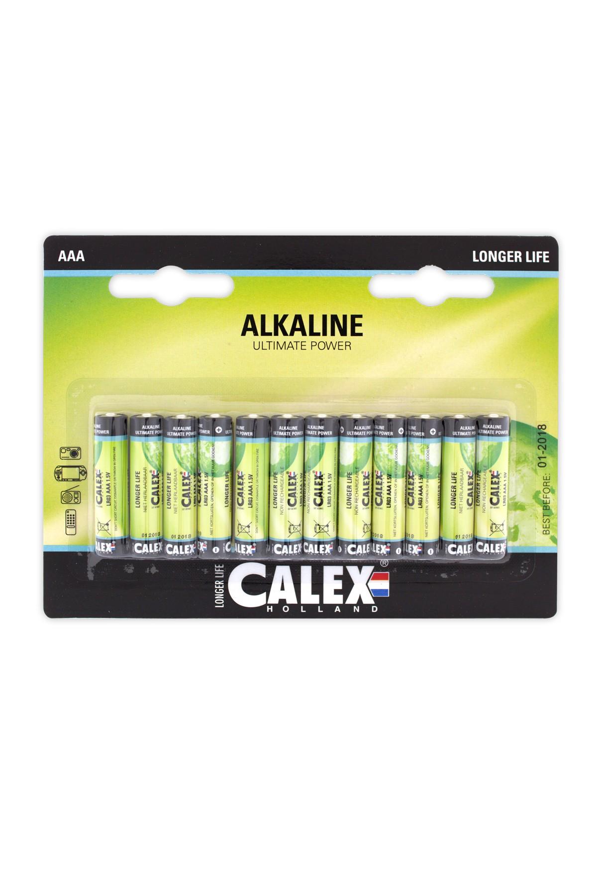 Calex Alkaline Penlite LR03/AAA 1,5V